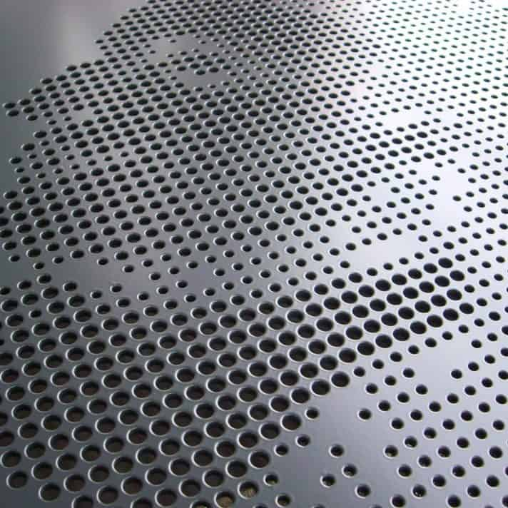 An example of MD Designperforation