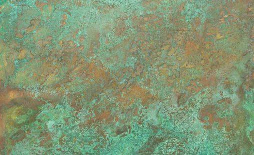 Copper materials facades