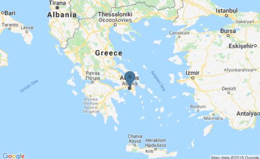 Agencie Greece Metadecor facades